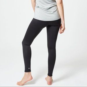 SWEATY BETTY London Contour 7/8 Gym Leggings Black